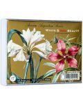 Карти за игра Piatnik - White and Red Beauty (2 тестета) - 1t