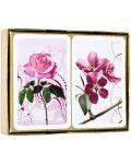 Карти за игра Piatnik - Ruby Roses (2 тестета) - 2t