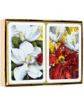 Карти за игра Piatnik - Floral Elegance (2 тестета) - 2t
