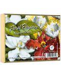 Карти за игра Piatnik - Floral Elegance (2 тестета) - 1t