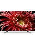 "Смарт телевизор Sony Bravia KD-65XG8596 - 65"", 4K, LED, черен - 1t"