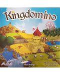 Настолна игра Kingdomino Giant - семейна - 3t