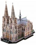 3D Пъзел Revell - Кьолнската катедрала - 1t