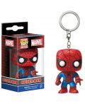 Ключодържател Funko Pocket Pop! Marvel - Spider-Man (Special Edition) - 2t