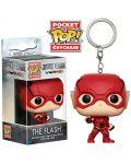 Ключодържател Funko Pocket Pop! DC Justice League - The Flash, 4 cm - 2t