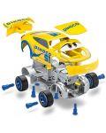 Сглобяем модел Revell Junior Kit - Колите 3, Круз Рамирес, със звук и светлини (00862) - 3t