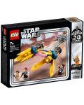Конструктор Lego Star Wars -  Anakin's Podracer (75258) - 1t