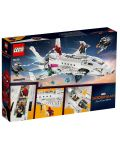Конструктор Lego Marvel Super Heroes - Stark Jet and the Drone Attack (76130) - 4t