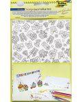 Творчески комплект картички и пликове Folia - Рожден ден - 1t