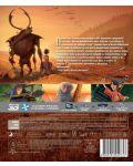 Кубо и пътят на самурая 3D (Blu-Ray) - 3t