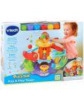 Детска играчка Vtech - Кула, с топки  - 5t