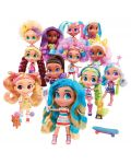 Кукла с изненади Just Play - Hairdorables, серия 1, асортимент - 4t