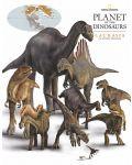 Мини пъзел New York Puzzle от 100 части - Динозаври, Лавразия - 1t