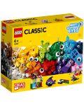 Конструктор Lego Classic - Тухлички и очи (11003) - 10t