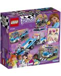 Конструктор Lego Friends - Камион за обслужване (41348) - 4t