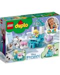 Конструктор Lego Duplo Princess - Чаеното парти на Елза и Олаф (10920) - 2t