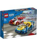 Конструктор Lego City Nitro Wheels - Състезателни коли (60256) - 1t