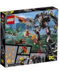 Конструктор Lego DC Super Heroes - Batman Mech vs. Poison Ivy Mech (76117) - 9t