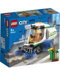 Конструктор Lego City Great Vehicles - Машина за метене на улици (60249) - 1t
