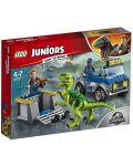 Конструктор Lego Juniors - Спасителен камион за Раптор - 1t