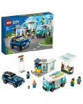 Конструктор Lego City Nitro Wheels - Сервизна станция (60257) - 3t