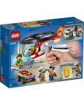 Конструктор Lego City Fire - Реакция с пожарен хеликоптер (60248) - 2t