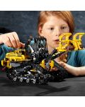 Конструктор Lego Technic - Верижен товарач (42094) - 8t