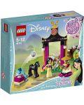 Конструктор Lego Disney Princess - Тренировката на Мулан (41151) - 1t
