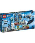 Конструктор Lego City - Полиция в небето, въздушна база (60210) - 9t