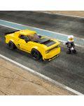 Конструктор Lego Speed Champions - 2018 Dodge Challenger SRT Demon и 1970 Dodge Charger R/T (75893) - 3t