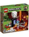 Конструктор Lego Minecraft - Портал към Ада (21143) - 1t