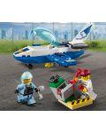 Конструктор Lego City - Полиция в небето, реактивен патрул (60206) - 9t