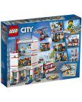Конструктор Lego City - Болница (60204) - 6t