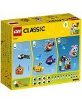 Конструктор Lego Classic - Тухлички и очи (11003) - 9t