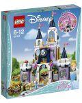 Конструктор Lego Disney Princess - Мечтаният замък на Пепеляшка (41154) - 1t