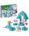 Конструктор Lego Duplo Princess - Чаеното парти на Елза и Олаф (10920) - 3t