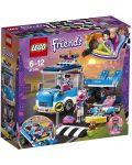 Конструктор Lego Friends - Камион за обслужване (41348) - 1t