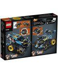 Конструктор Lego Technic - Каскадьорска кола, с дистанционно управление (42095) - 5t
