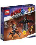 Конструктор Lego Movie 2 - Батман, готов за битка, и Железният (70836) - 7t