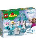 Конструктор Lego Duplo Princess - Чаеното парти на Елза и Олаф (10920) - 1t