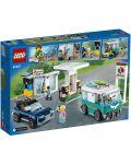 Конструктор Lego City Nitro Wheels - Сервизна станция (60257) - 2t