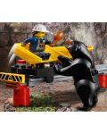 Конструктор Lego City - Място за експерти (60188) - 18t