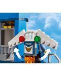 Конструктор Lego City - Полиция в небето, въздушна база (60210) - 1t