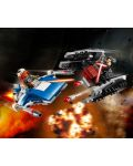 Конструктор Lego Star Wars - A-wing™ vs. TIE Silencer™ Microfighters (75196) - 9t
