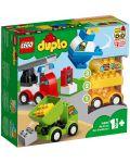Конструктор Lego Duplo - Моите първи автомобилни творения (10886) - 1t