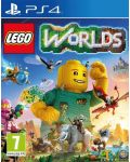 LEGO Worlds (PS4) - 1t