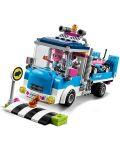 Конструктор Lego Friends - Камион за обслужване (41348) - 9t