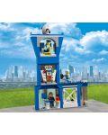 Конструктор Lego City - Полиция в небето, въздушна база (60210) - 13t