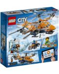 Конструктор Lego City - Арктически въздушен транспортьор (60193) - 6t