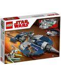 Конструктор Lego Star Wars - Бойният скутер на General Grievous (75199) - 7t
